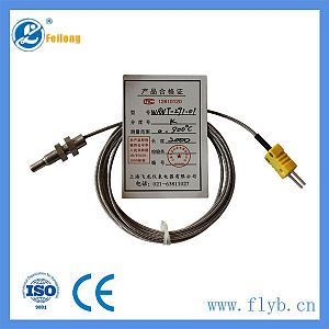 K type surface thermocouple