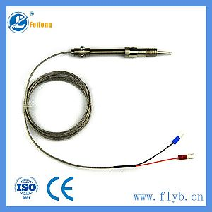 K thermocouple for extruder