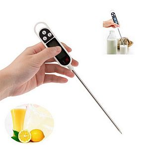 Digital thermometer for Cooking Meat Fruit Liquids TP 300
