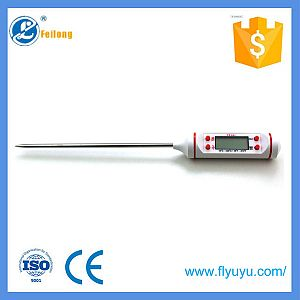 145mm long food temperature probe