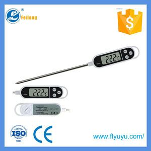 Probe type water temperature gauge