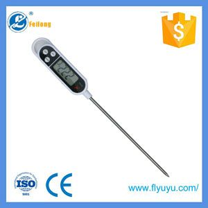 Display digital thermometer