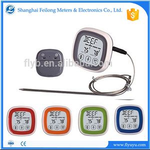 Digital cooking thermometer food probe