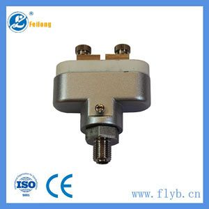 Junction box thermocouple head