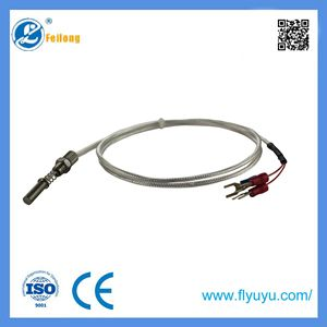 Surface temperature sensor pt100 rtd probe