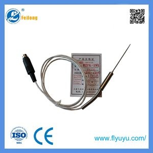 Temperature pt100 transducer