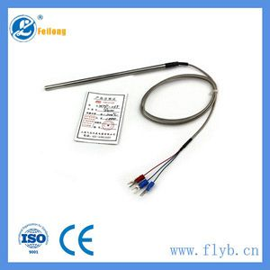 RTD pt100 temperature sensor
