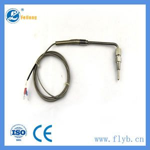 Exhaust temp sensor element