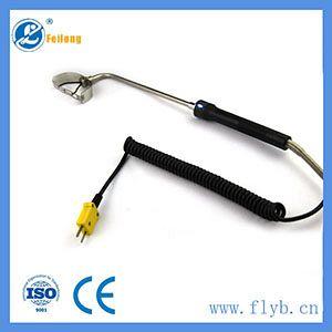 Handheld temperature sensor