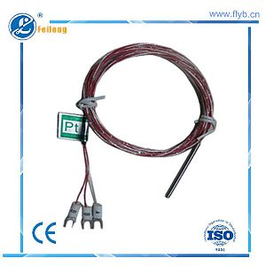 High temperature soft thermocouple