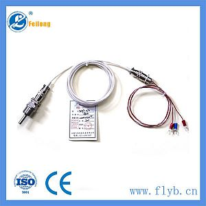 Pt100 liquid tight temperature sensor