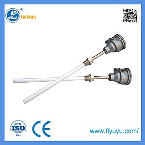 Acid-proof pt100 temperature sensor