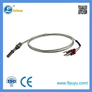 Surface temperature sensor pt rtd