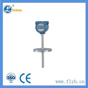 Integrated pt100 temperature transmitter led