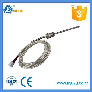 High temperature high accuracy pt100 sensor