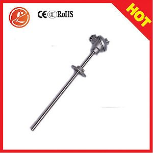 Ferrule flange type sheathed thermocouple
